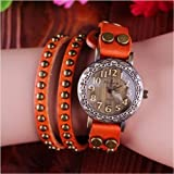 Women Watch Luxury Watches Women Dr Brand Watches Womens Dress Watch Fashion Trend Rivet Winding Ladies Antique Watch Christmas Gift Vis-03