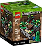 Toy / Play LEGO Minecraft 21102, mindstorms, sets, list, star, wars, legoshop, lego, fire, station, bionicle Game / Kid / Child