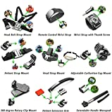 DeKaSi-55-In-1-Sport-Accessory-Kit-for-GoPro-Hero4-Session-Hero1-2-3-3-4-SJ4000-5000-6000-7000-Xiaomi-Yi-in-Swimming-Rowing-Skiing-Climbing-Bike-Riding-Camping-Diving-and-Other-Outdoor-Sports