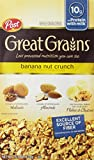 Post Great Grains Banana Nut Crunch Whole Grain Cereal 15.5 oz