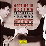Glazunov And Kabalevsky Vi