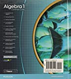 HIGH SCHOOL MATH 2015 COMMON CORE ALGEBRA 1 STUDENT EDITION GRADE 8/9