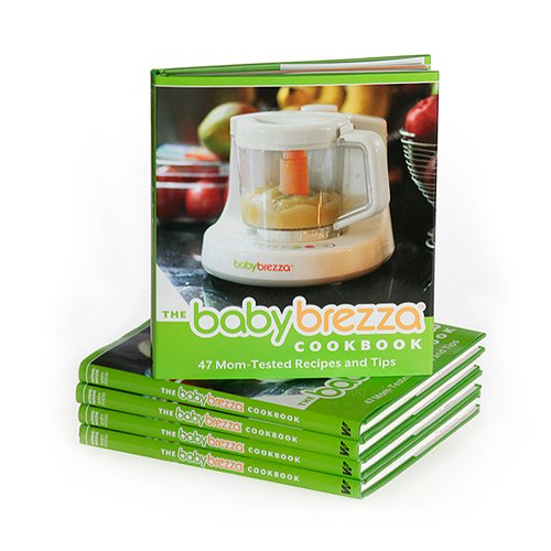 baby brezza cookbook hardcover mom tested rh babycookfoodmaker blogspot com