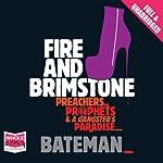 Fire and Brimstone   Colin Bateman