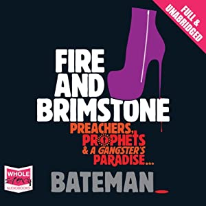 Fire and Brimstone Audiobook