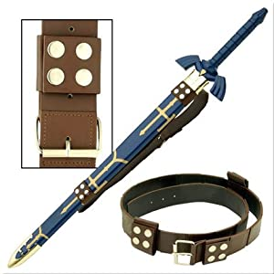 fantasy sword, legend of zelda, legend of zelda sword, link sword, zelda sword, Belt Strap