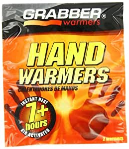 Grabber Warmers Grabber 7+ Hours Hand Warmers, 40-Count