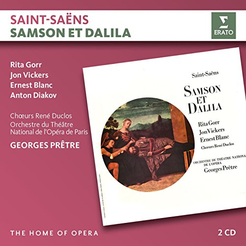 Saint-Saens: Samson et Dalila (2CD) (2PC)