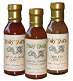 Fine Asian Cooking Sauces From Tony Tah's. Marinade, Stir Fry, Dressing, Dip, And So Much More. This Collection is the Most Versitile Set of Sauces You will Ever Use.