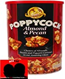 Poppycock almond and pecan popcorn 840g large tin