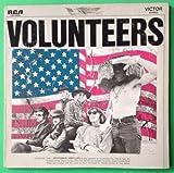 JEFFERSON AIRPLANE Volunteers LP Cover & Vinyl VG+ 1969 Orig Slv LSP 4238