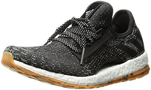 adidas Performance Women's Pureboost X Atr Running Shoe, Utility Black Black/Vista Grey S, 7 M US