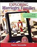 Exploring Marriages & Families - EXAMINATION COPY
