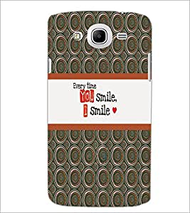 PrintDhaba Quote D-4323 Back Case Cover for SAMSUNG GALAXY MEGA 5.8 (Multi-Coloured)
