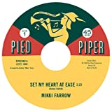 SET MY HEART AT EASE / I��M COMING HOME (Analog 7inch]