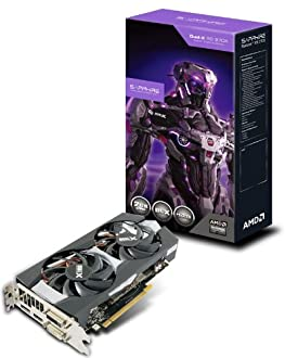 Sapphire R9 270X 2G GDDR5 WITH BOOST & OC VERSION 日本正規代理店品 VD5157 SA-R9270X-2GD5OCR01