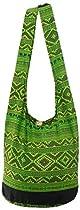 Elephant Sling Hippie Hobo Boho Vintage Cotton Crossbody Shoulder Messagenger Bag Purse Tote EM21