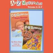 A to Z Mysteries, Volume 3: E-F | [Ron Roy]