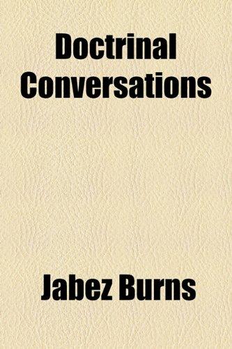 Doctrinal Conversations