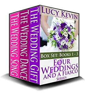 Four Weddings and a Fiasco Boxed Set
