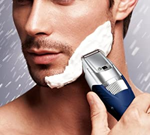 Panasonic Blue Wet & Dry ER-GB40 Hair and Beard Trimmer_parent