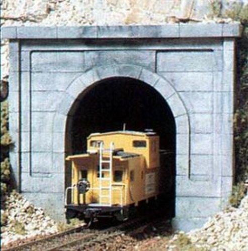 Concrete HO Tunnel Portal Woodland Scenics