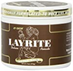 Layrite 4 oz Superhold Pomade