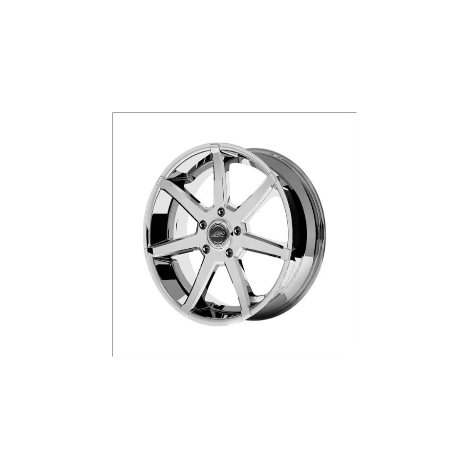 American Racing AR840 22x9 Chrome Wheel / Rim 6x132 with a 38mm Offset and a 74.50 Hub Bore. Partnumber AR84022972838