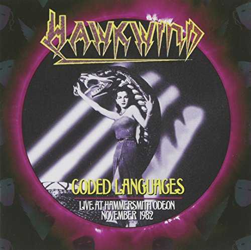 Hawkwind - Coded Languages-Live At Hammersmith Odeon November 1982-2015-2CD-GrindsMan Download