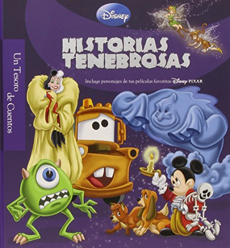 Historias tenebrosas / Scary Storybook (Un Tesoro De Cuentos / a Treasure Trove of Stories) (Spanish Edition)