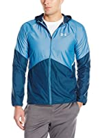 Under Armour Chaqueta Cortavientos Nobreaks Storm 1 Jacket (Azul)