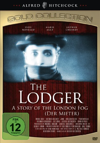 Alfred Hitchcock - The Lodger [DVD] [NTSC]