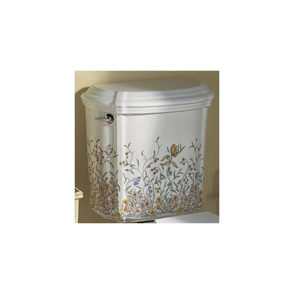 Awesome Kohler K 14249 Fl 0 English Trellis Toilet Tank And Lid Machost Co Dining Chair Design Ideas Machostcouk