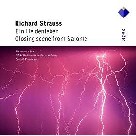 """Strauss, Richard : Salome : Act 1 """"Est ist kein zu vernehmen"""" [Salome - Closing Scene]"""
