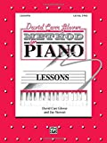 img - for David Carr Glover Method for Piano Lessons: Level 2 book / textbook / text book