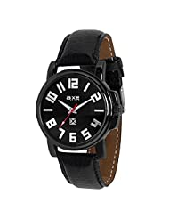 AXE Style Casual Analogue Black Dial Men's Watch - X00107S_Black