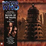 Blood of the Daleks (Doctor Who) Steve Lyons