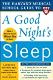 Image of The Harvard Medical School Guide to a Good Night's Sleep (Harvard Medical School Guides)
