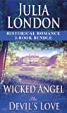 img - for Historical Romance 2-Book Bundle: The Devil's Love and Wicked Angel book / textbook / text book