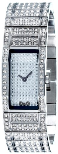 D & G DW0275 'Festival' Ladies Stainless Steel Bracelet Watch