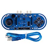 OSOYOO ATmega32U4 Microcontroller Game Programming Module Board for Arduino Esplora With onboard sound and light outputs