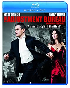 The Adjustment Bureau [Blu-ray + DVD] (Bilingual)