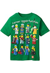 Lego Little Boys' Career Opportunities T-Shirt
