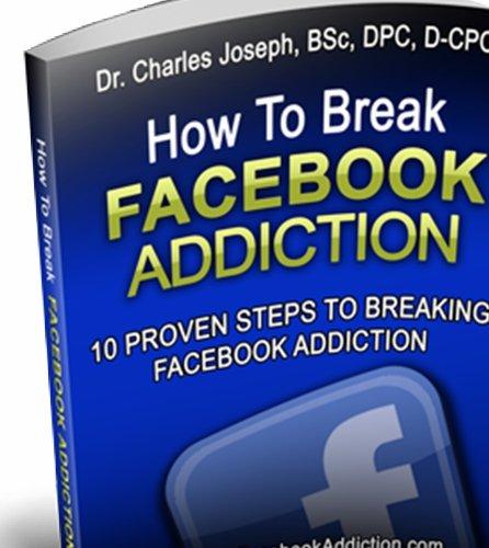 Facebook Addiction Cartoon