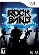 Rock Band, Nintendo Wii