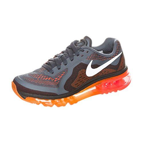 Nike Kid's Air Max 2014 GS, DARK MGNT GREY/REFLECT SILVER-HY