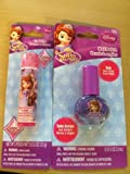 Sofia the First Nail Polish & Lip Balm Set