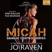 Micah: Damage Control, Book 1 | [Jo Raven]