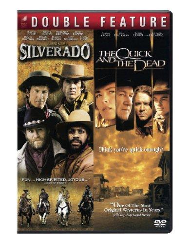 Quick & The Dead & Silverado [DVD] [Import]