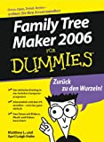 img - for Family Tree Maker 2006 f r Dummies (German Edition) book / textbook / text book